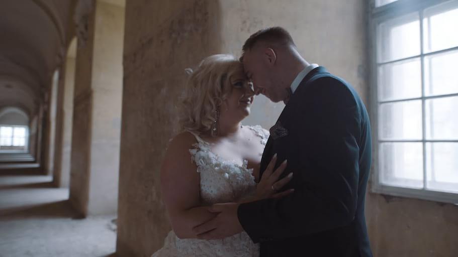 Marta i Kamil - Teledysk ślubny w Klasztorze w Lubiążu   4K