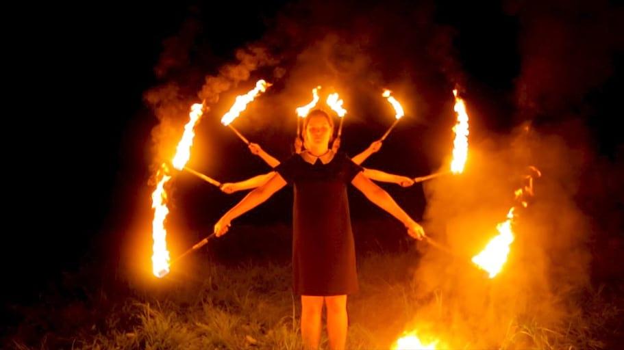 Fireshow - Grupa Karmazyn