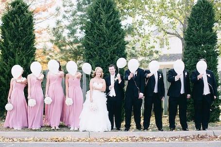 Firma na wesele: Perfect Event balony z helem