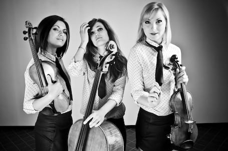 Firma na wesele: Beatgirls String Trio/Violin Duo