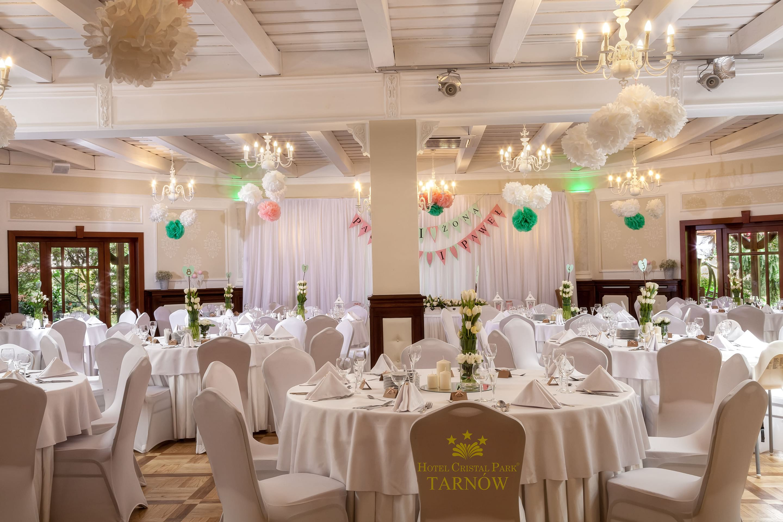 Hotel Cristal Park Tarnów Tarnów Sale Weselne Planujemywesele
