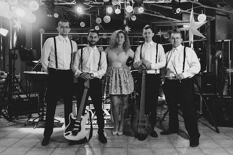 Firma na wesele: Zespół muzyczny REVOX