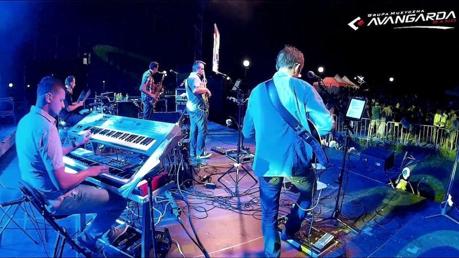 Avangarda Band - Polskie dziewczyny (Cover)