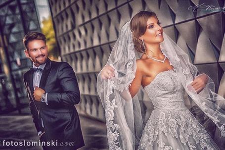 Firma na wesele: Fotografia ślubna SŁOMIŃSKI Wrocław