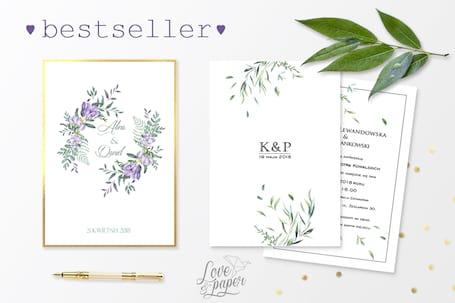 Firma na wesele: Love&Paper Papeteria Ślubna
