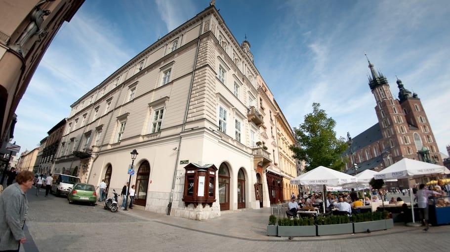 Wesele w pięknej i niezwykłej scenerii Rynku Głównego w Krakowie