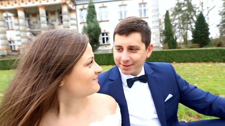 Paula & Damian / /Veronis/teledysk ślubny / plener / Dron
