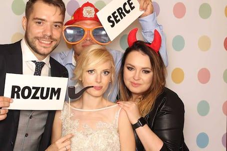 Firma na wesele: Fotobudka Perfect Event