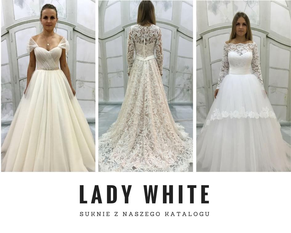 9eee37ab45 Lady White - Chełm - Moda ślubna - PlanujemyWesele