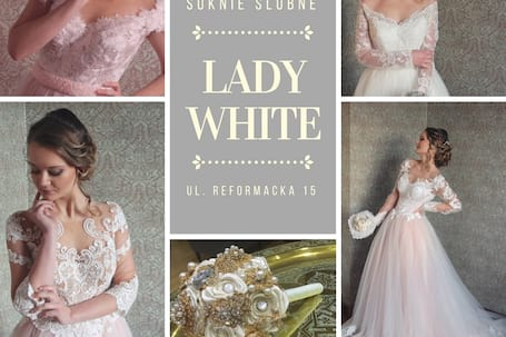 Firma na wesele: Lady White