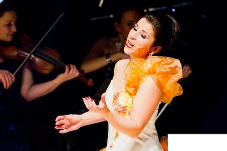 Firma na wesele: Magdalena Okońska-sopran