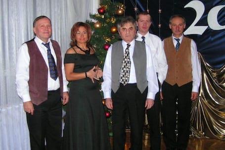 Zespół KRATER z Gorlic