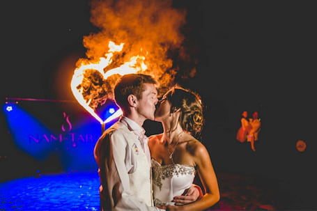 Firma na wesele: Nam-Tara | Teatr Ognia | Lightshow |