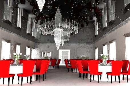 Firma na wesele: Sala weselno-bankietowa