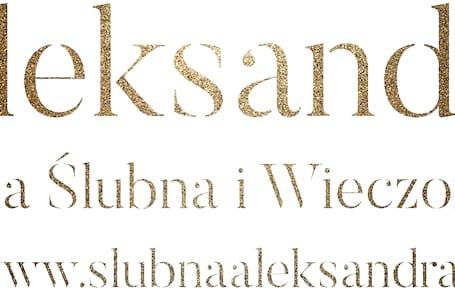 Firma na wesele: Aleksandra Moda Ślubna i Wieczorowa
