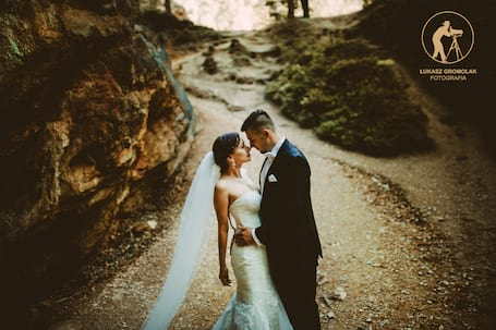Firma na wesele: Fotografia ślubna Łukasz Gromolak