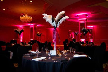 Firma na wesele: Dekoracja światłem na Twoje wesele!