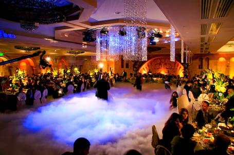 Firma na wesele: Ciężki dym na pierwszy taniec!