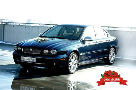 Firma na wesele: Jaguar X - Type