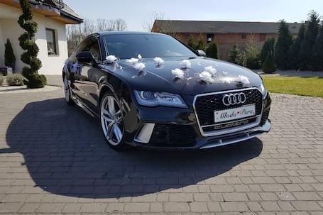 Firma na wesele: Audi A7/RS7