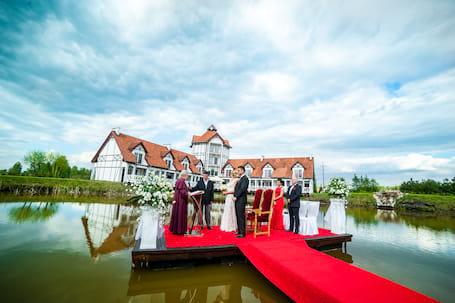 Firma na wesele: Osada Danków - Miasteczko Weselne