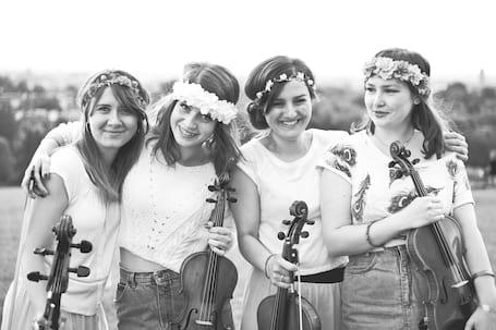 Firma na wesele: Kwartet Smyczkowy Bonjour