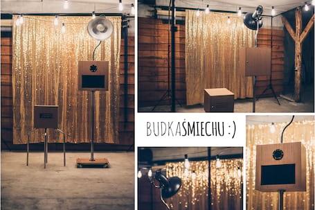 Firma na wesele: BudkaŚmiechu - fotobudka.