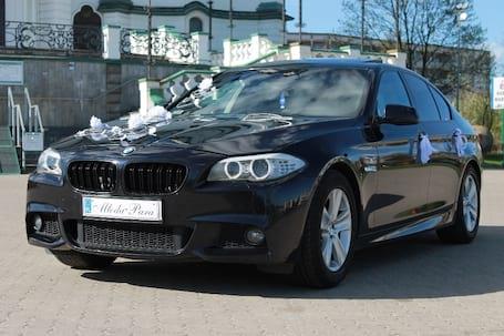 Firma na wesele: BMW F10 M PAKIET Wolne terminy !