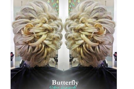 Firma na wesele: Salon Fryzjerski BUTTERFLY