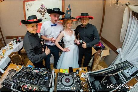 Firma na wesele: Dj Rony/Wodzirej to najlepszy wybór