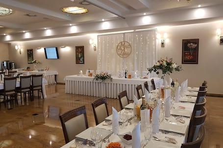 Firma na wesele: Hotel Restauracja Wodnik