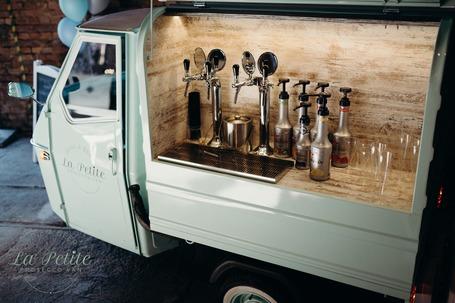 Firma na wesele: La Petite Prosecco Van | Wine & Beer