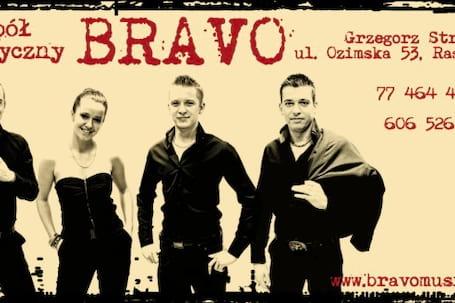 Firma na wesele: Grupa  BRAVO