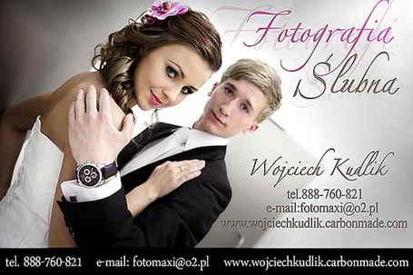 FOTOGRAFIA ŚLUBNA - Wojciech Kudlik