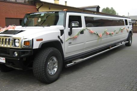 Firma na wesele: hummer limuzyna