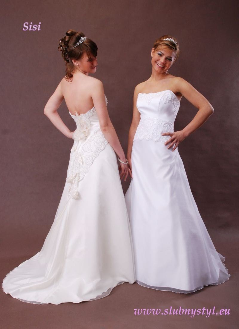 salon sukien Ślubnych quotstylquot bydgoszcz moda ślubna