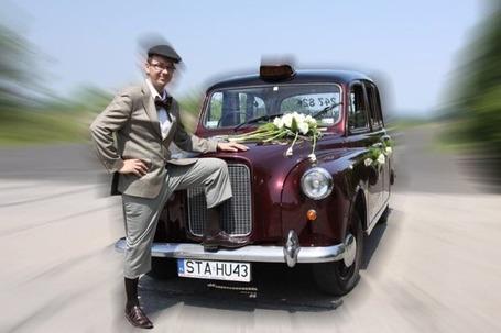 Firma na wesele: London Taxi