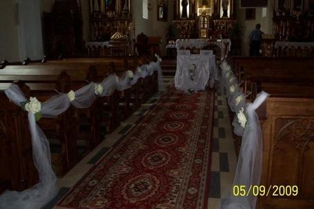 Weselne Marzenia/Dekoracje ślubne