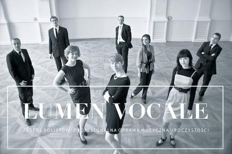 Firma na wesele: Zespół Solistów LUMEN VOCALE