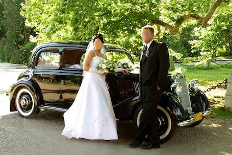 Firma na wesele: ZABYTKOWE MERCEDESY TRICAR