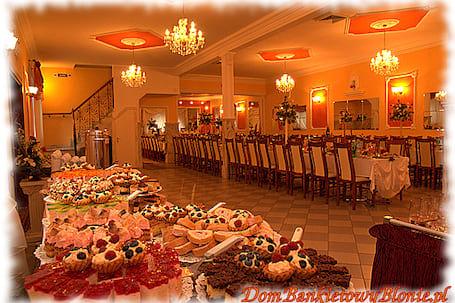 Firma na wesele: Dom Bankietowy Błonie