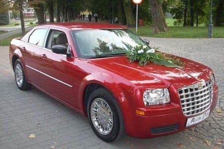 Firma na wesele: Limocars Chrysler 300C