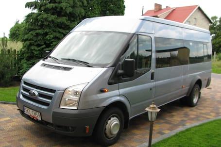 Firma na wesele: Bus-Trans