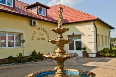 Firma na wesele: Gr-And Sala bankietowa